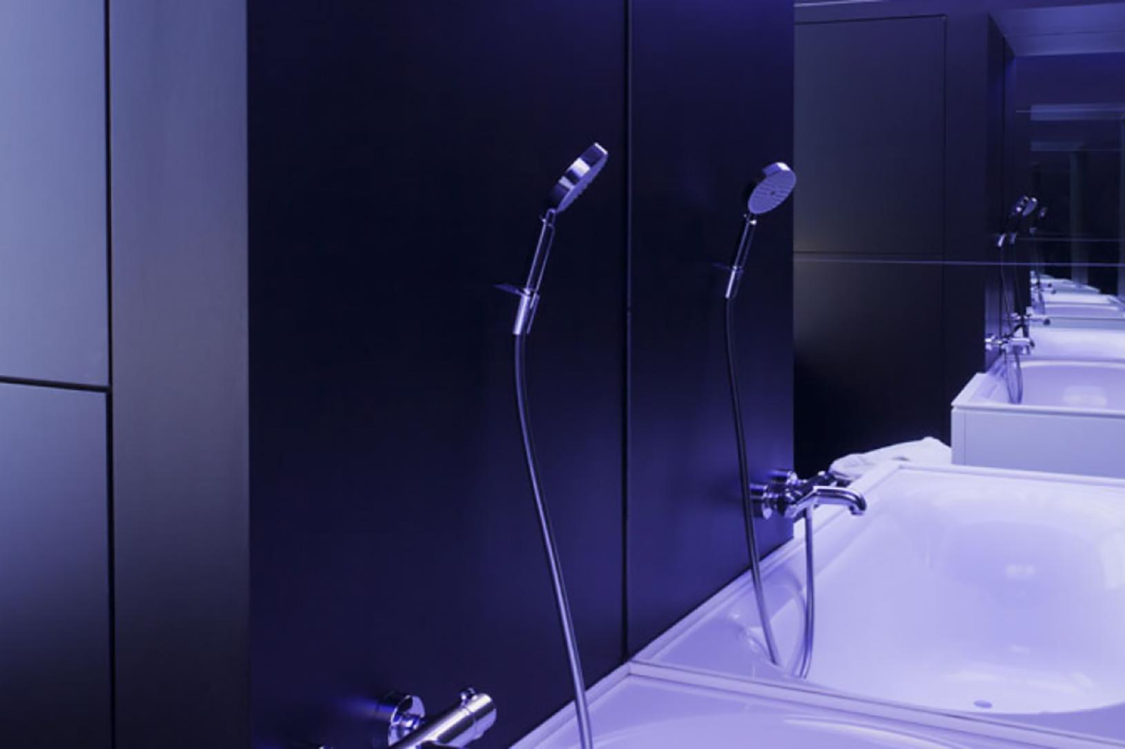 Interieurvormgeving Vantornout schrijnwerk - badkamer op maat